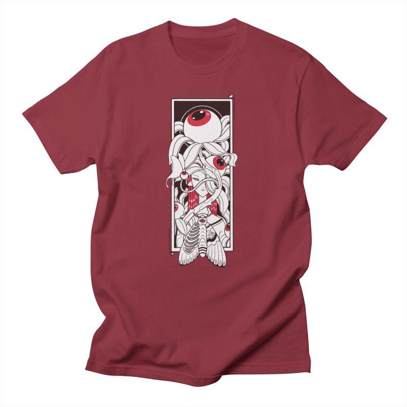 garden of anatomy Women's Regular Unisex T-Shirt by makapa's Artist Shop