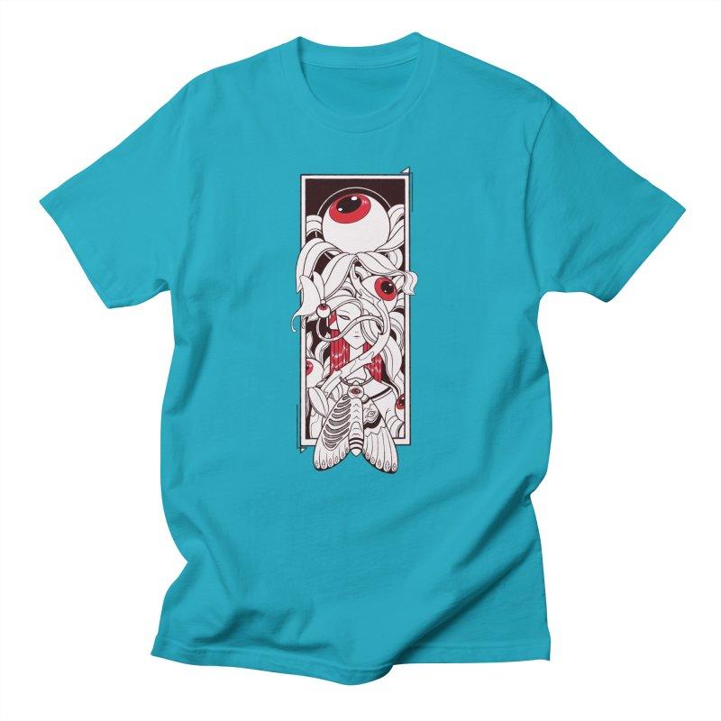 garden of anatomy Women's T-Shirt by makapa's Artist Shop
