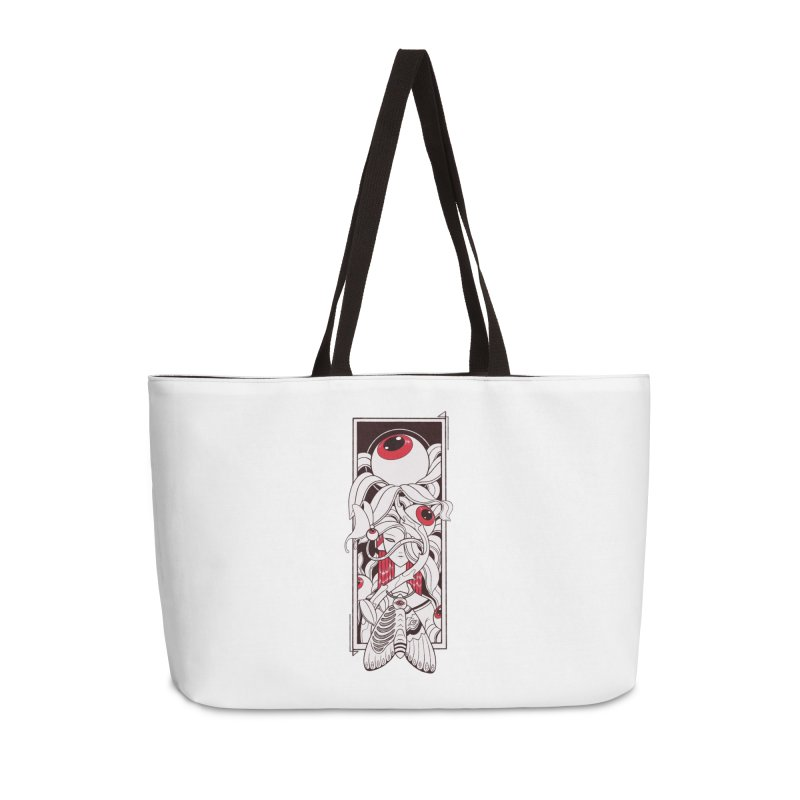 garden of anatomy Accessories Weekender Bag Bag by makapa's Artist Shop