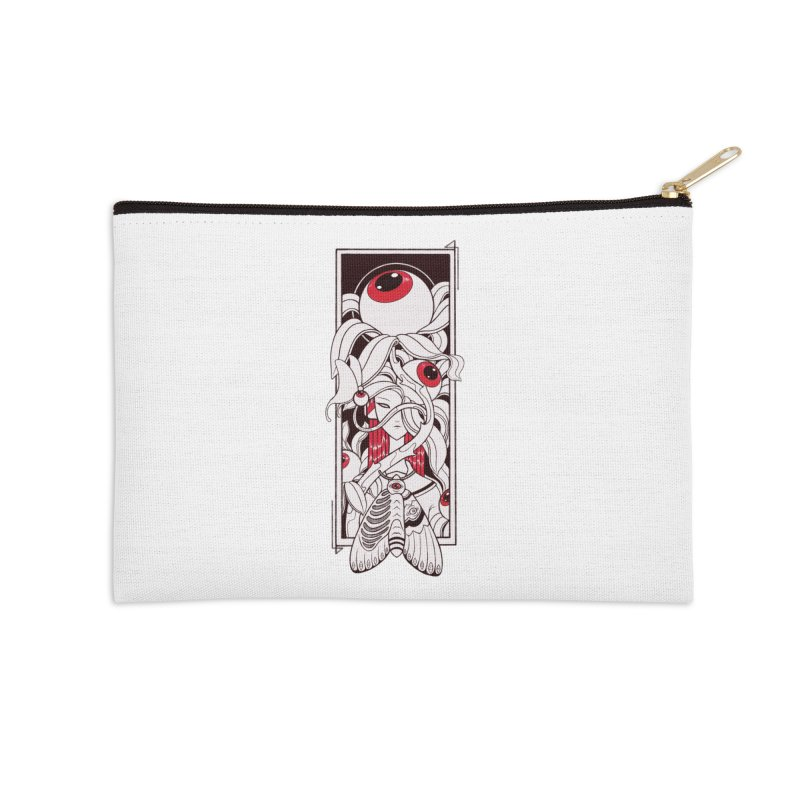garden of anatomy Accessories Zip Pouch by makapa's Artist Shop