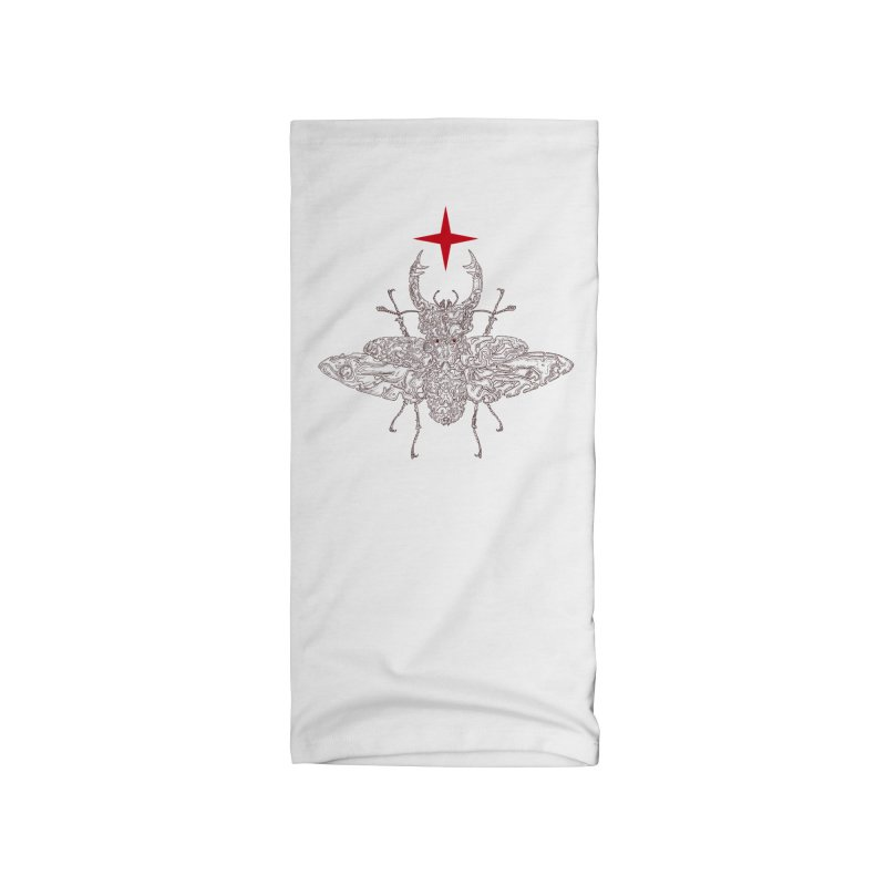 beetle layer of soul Accessories Neck Gaiter by makapa's Artist Shop