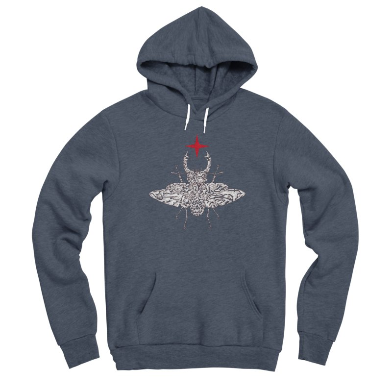 beetle layer of soul Women's Pullover Hoody by makapa's Artist Shop