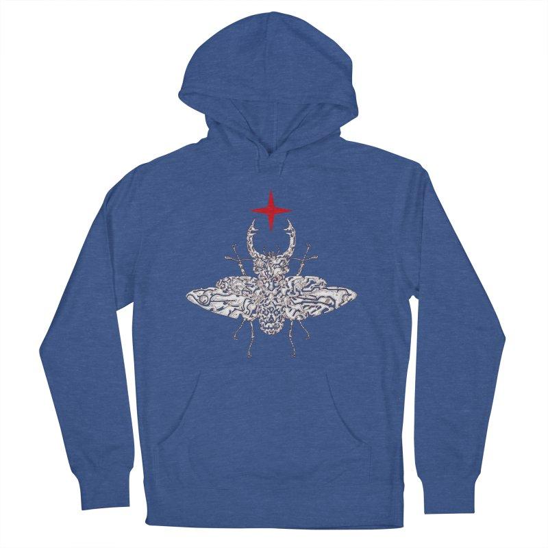 beetle layer of soul Men's Pullover Hoody by makapa's Artist Shop