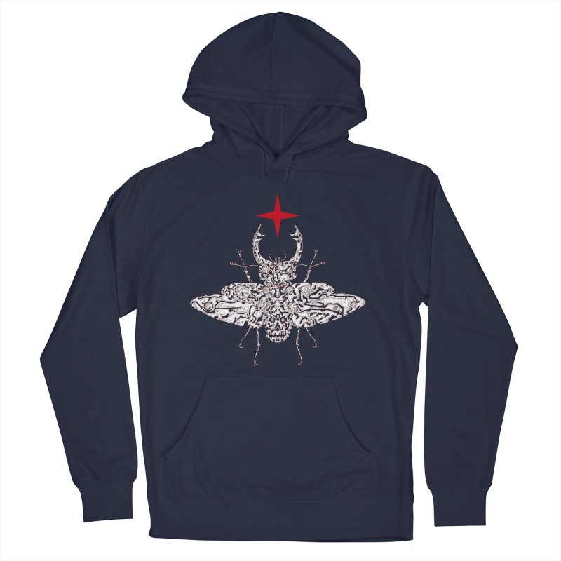 beetle layer of soul Men's Pullover Hoody by makapa's Artist Shop