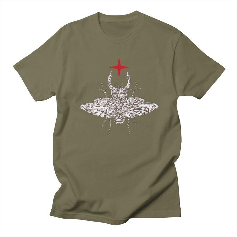beetle layer of soul Men's Regular T-Shirt by makapa's Artist Shop