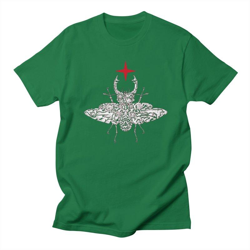 beetle layer of soul Women's Regular Unisex T-Shirt by makapa's Artist Shop