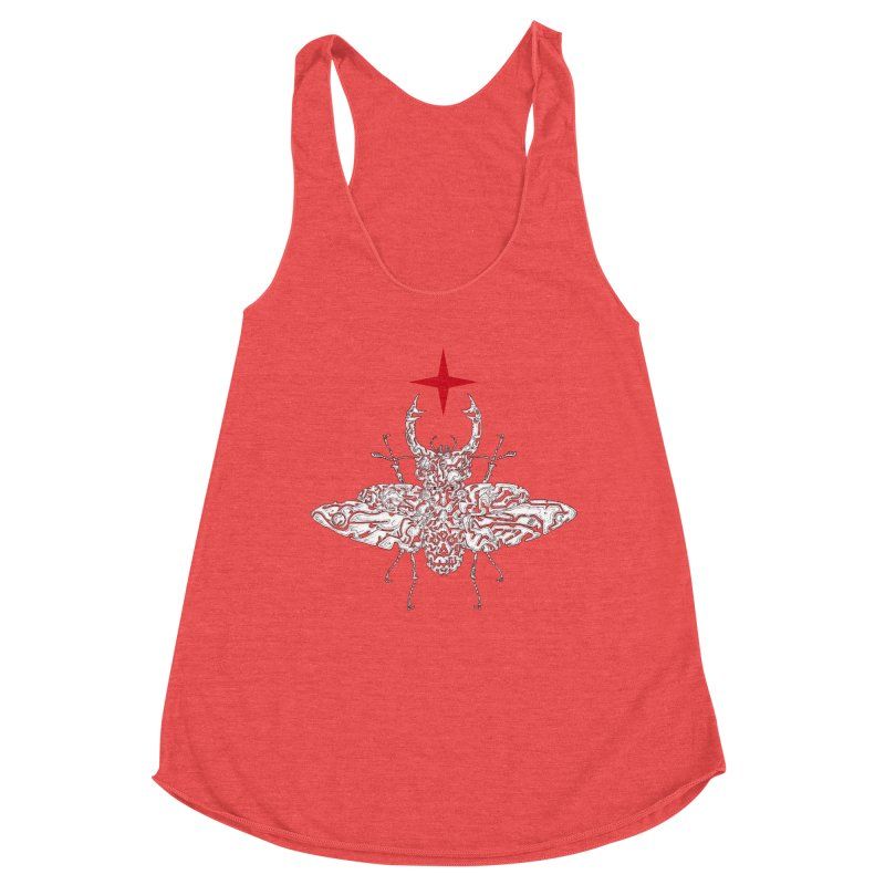 beetle layer of soul Women's Tank by makapa's Artist Shop