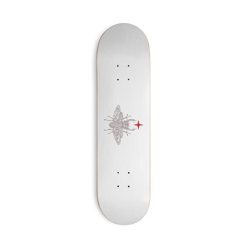 beetle layer of soul Accessories Skateboard by makapa's Artist Shop