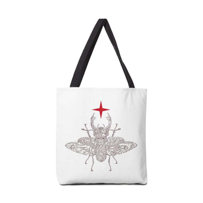 beetle layer of soul Accessories Tote Bag Bag by makapa's Artist Shop