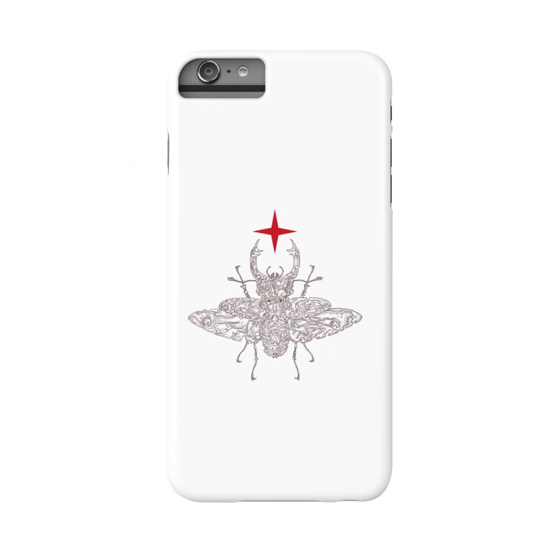 beetle layer of soul Accessories Phone Case by makapa's Artist Shop