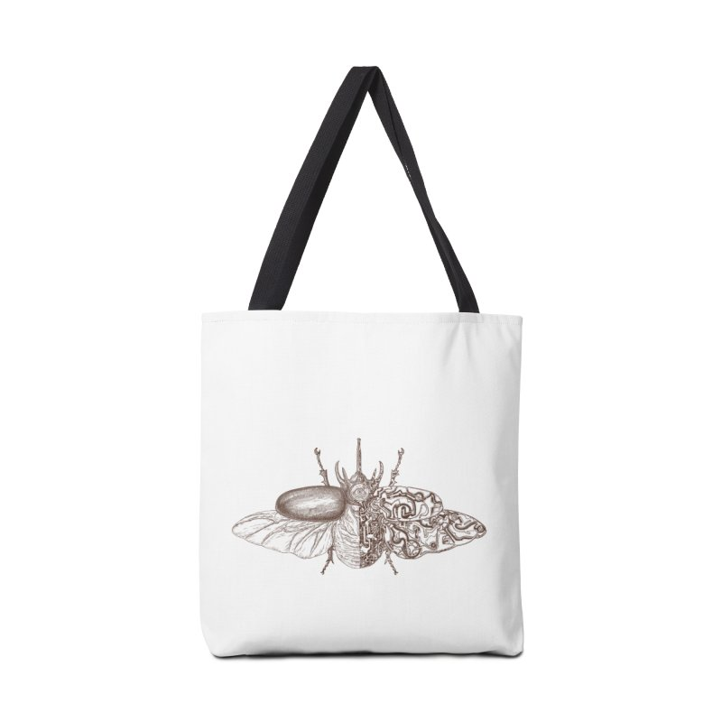 contrast artistic Accessories Tote Bag Bag by makapa's Artist Shop