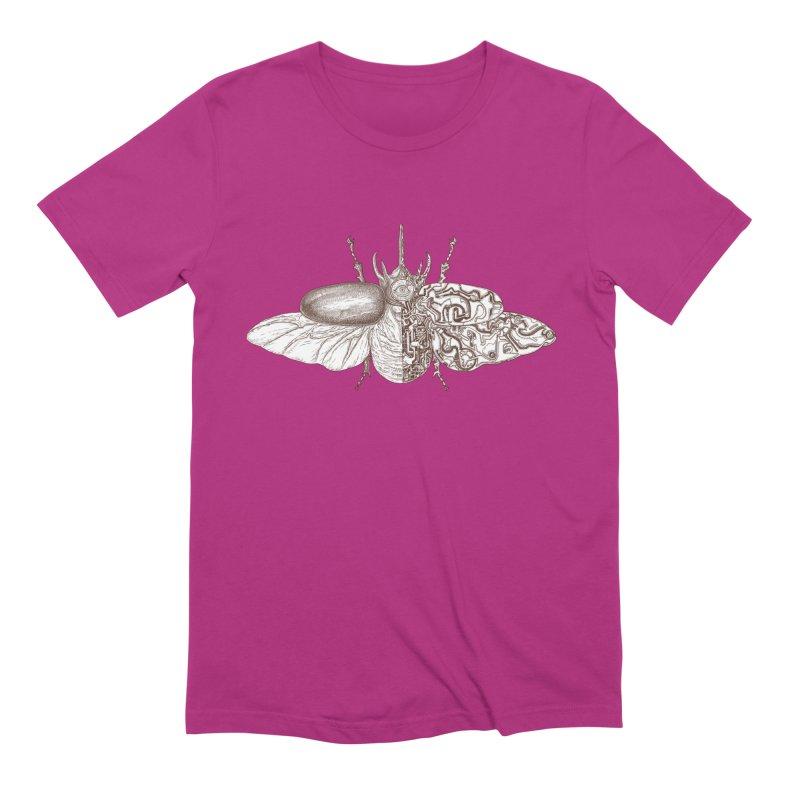 contrast artistic Men's Extra Soft T-Shirt by makapa's Artist Shop