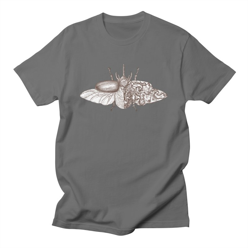 contrast artistic Men's T-Shirt by makapa's Artist Shop