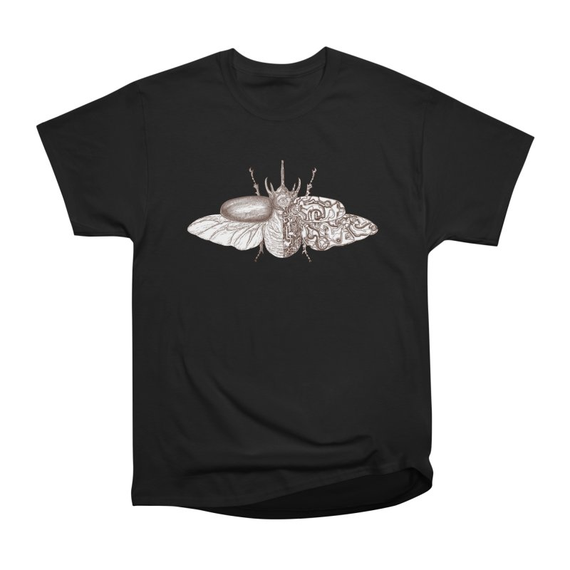 contrast artistic Women's Heavyweight Unisex T-Shirt by makapa's Artist Shop