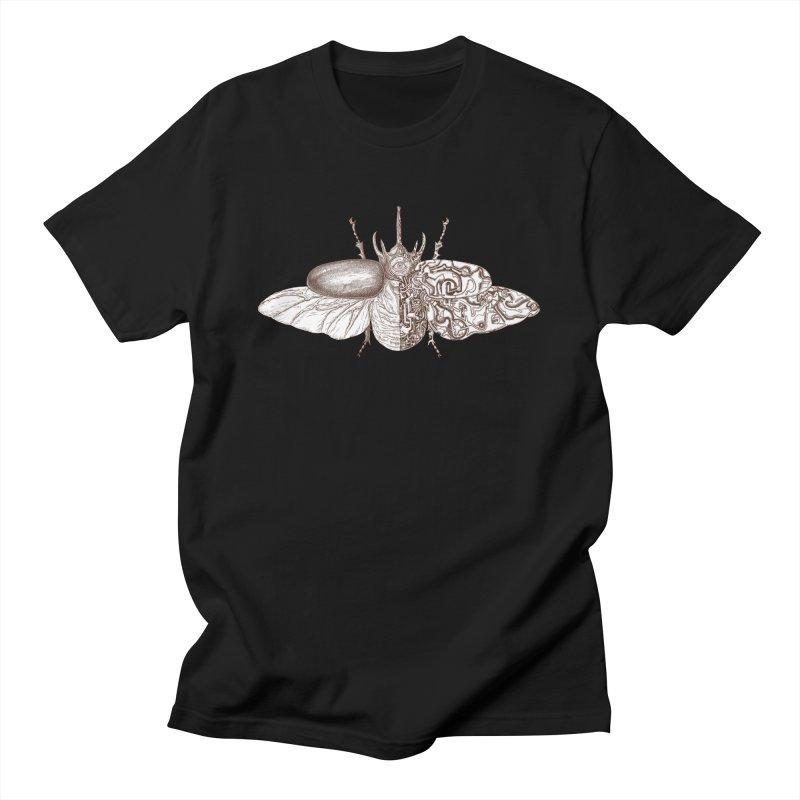 contrast artistic Women's Regular Unisex T-Shirt by makapa's Artist Shop