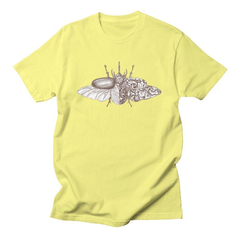 contrast artistic Men's Regular T-Shirt by makapa's Artist Shop