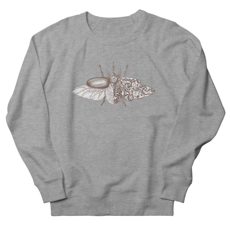 contrast artistic Women's French Terry Sweatshirt by makapa's Artist Shop