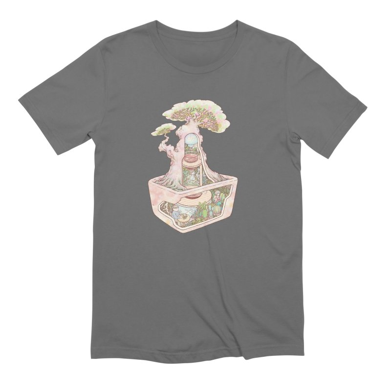 taste of slow Men's T-Shirt by makapa's Artist Shop