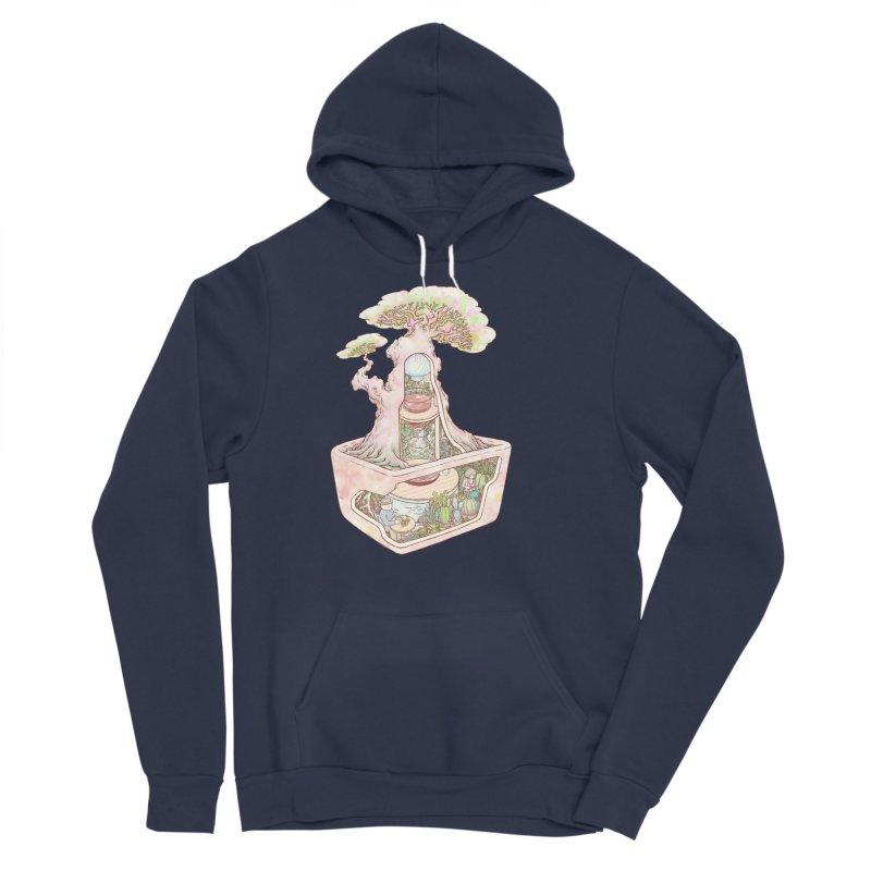 taste of slow Women's Sponge Fleece Pullover Hoody by makapa's Artist Shop