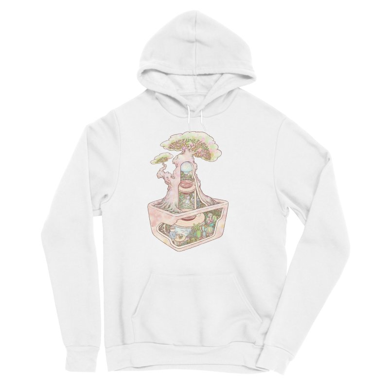 taste of slow Men's Sponge Fleece Pullover Hoody by makapa's Artist Shop
