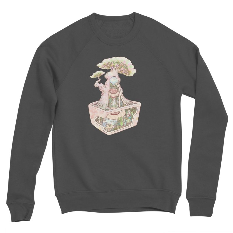 taste of slow Women's Sponge Fleece Sweatshirt by makapa's Artist Shop