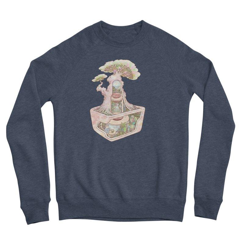 taste of slow Men's Sponge Fleece Sweatshirt by makapa's Artist Shop