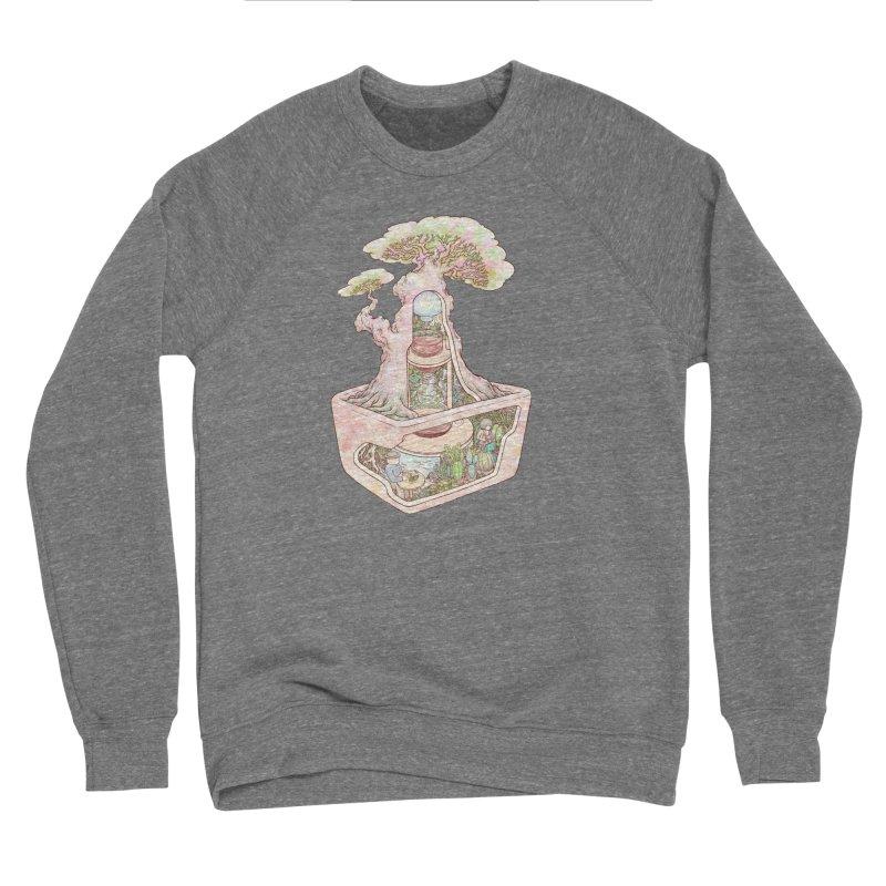taste of slow Women's Sponge Fleece Sweatshirt by makapa's Artist Shop