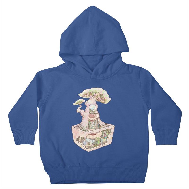 taste of slow Kids Toddler Pullover Hoody by makapa's Artist Shop
