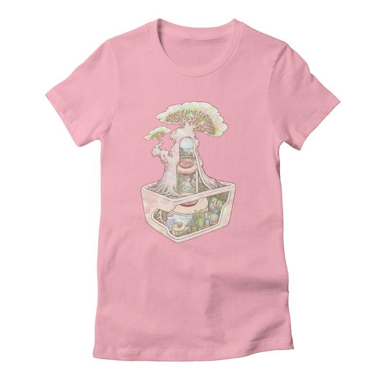 taste of slow Women's T-Shirt by makapa's Artist Shop