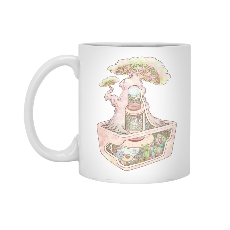 taste of slow Accessories Mug by makapa's Artist Shop