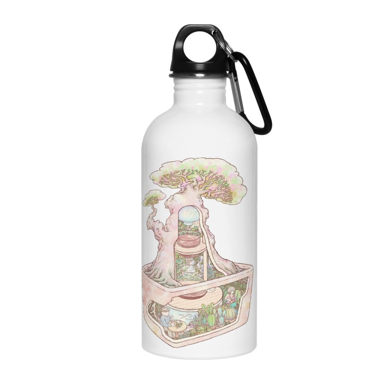 taste of slow Accessories Water Bottle by makapa's Artist Shop