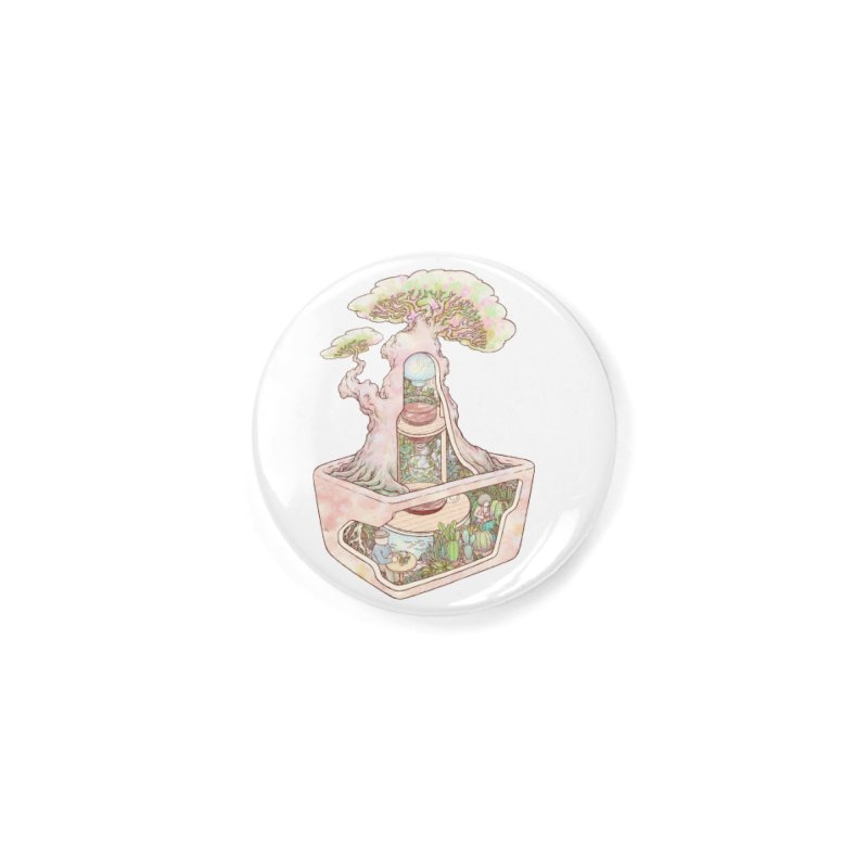 taste of slow Accessories Button by makapa's Artist Shop