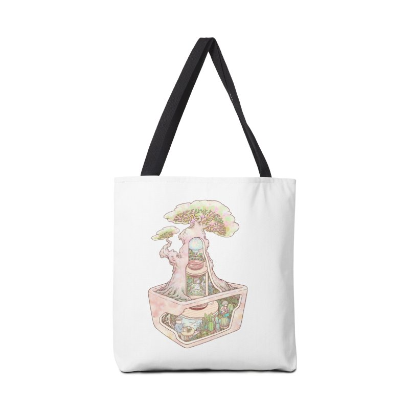 taste of slow Accessories Bag by makapa's Artist Shop