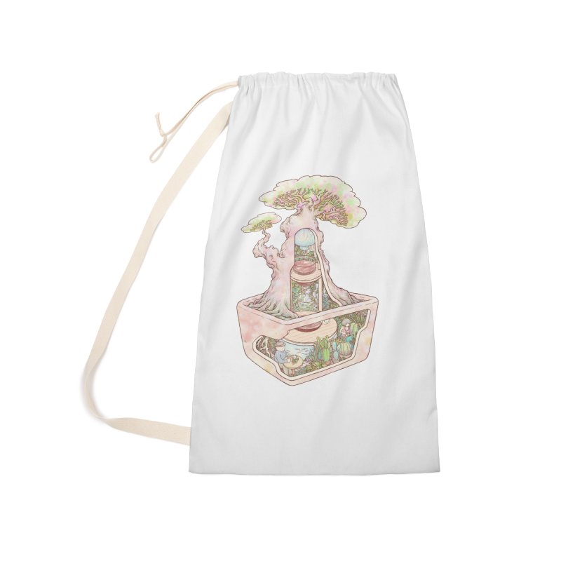 taste of slow Accessories Laundry Bag Bag by makapa's Artist Shop