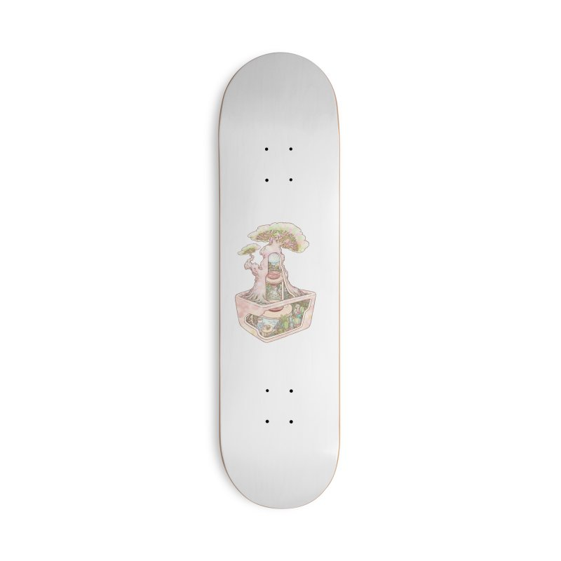 taste of slow Accessories Deck Only Skateboard by makapa's Artist Shop