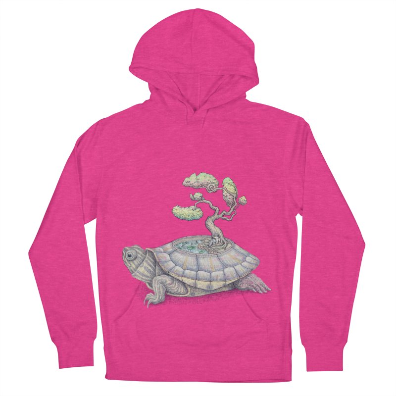 imagine time Women's Pullover Hoody by makapa's Artist Shop