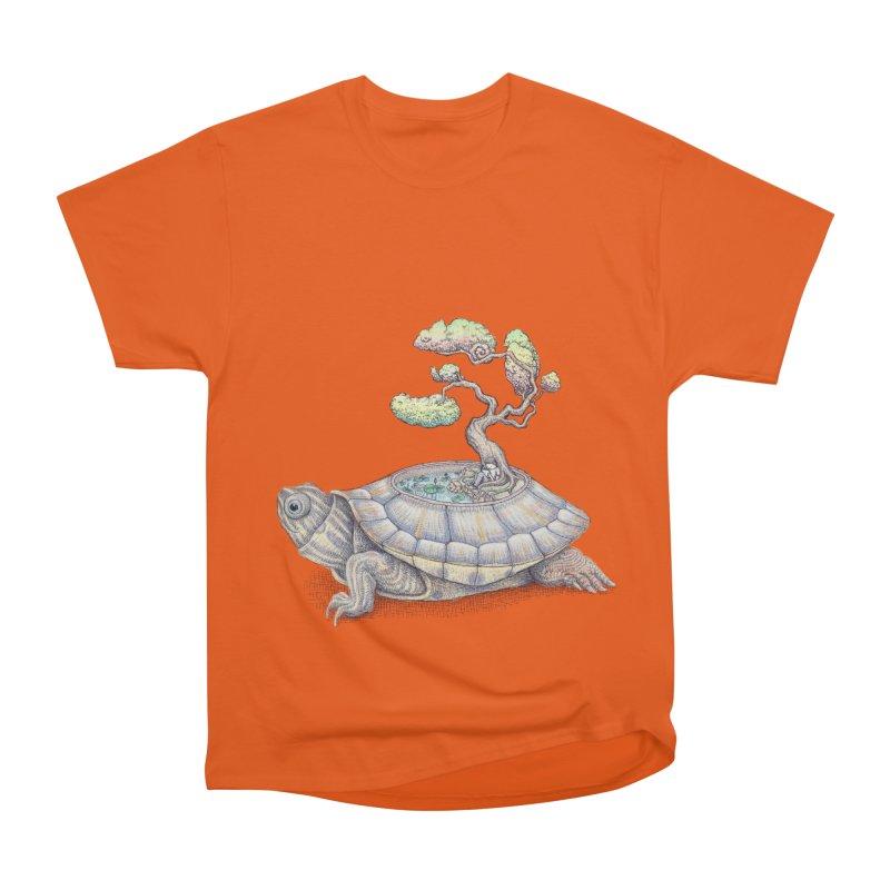 imagine time Men's Classic T-Shirt by makapa's Artist Shop