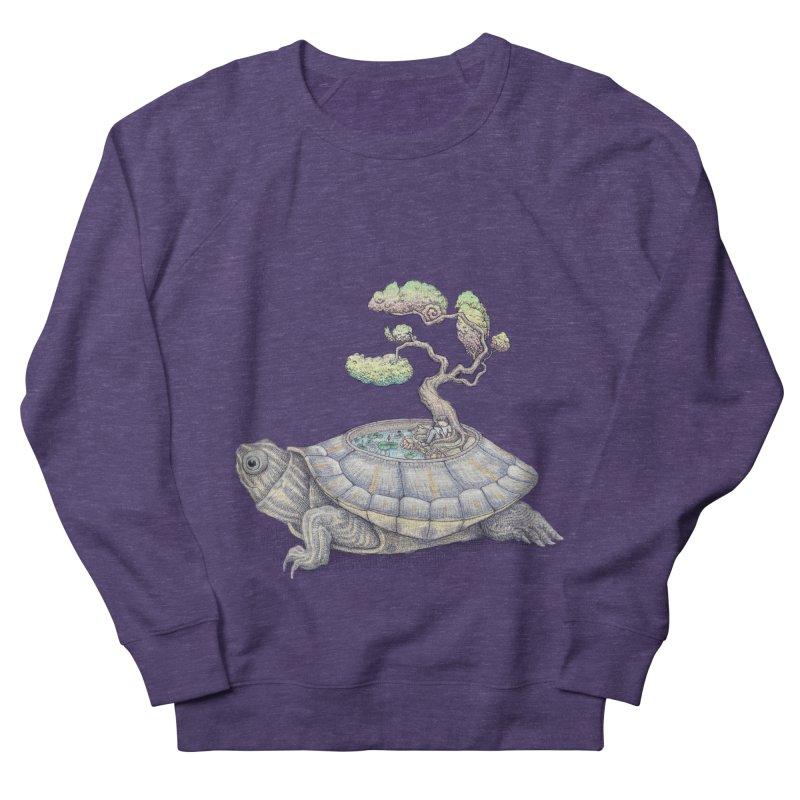 imagine time Men's Sweatshirt by makapa's Artist Shop