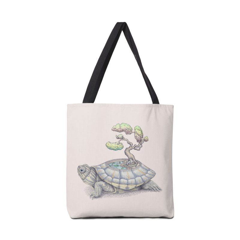 imagine time Accessories Bag by makapa's Artist Shop