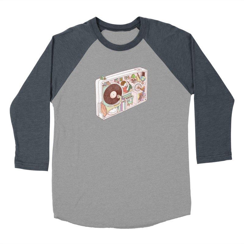 inside analog Women's Longsleeve T-Shirt by makapa's Artist Shop
