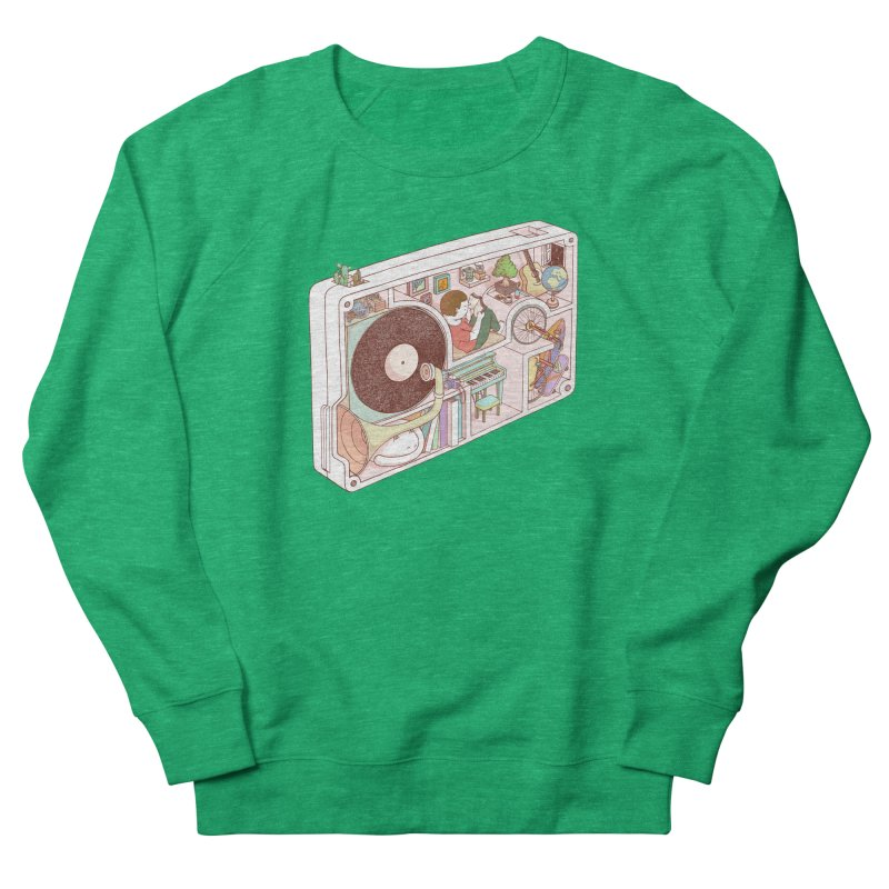 inside analog Women's Sweatshirt by makapa's Artist Shop