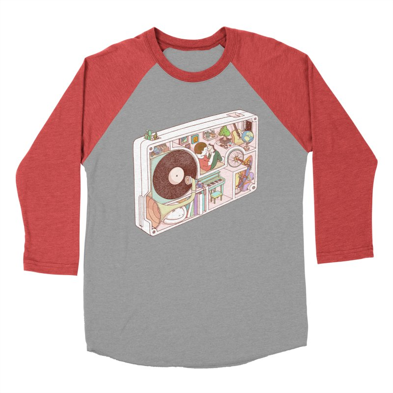 inside analog Men's Longsleeve T-Shirt by makapa's Artist Shop