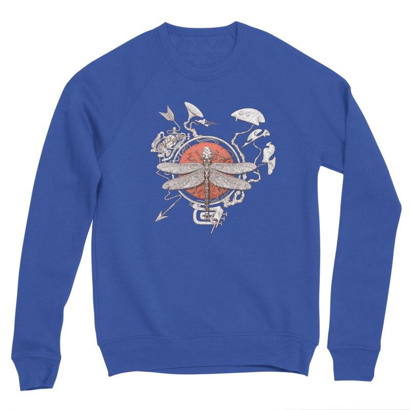 dragonfly dream Men's Sweatshirt by makapa's Artist Shop