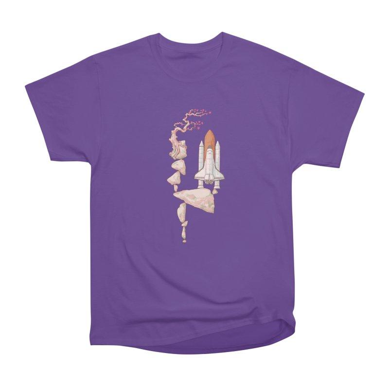 Zen gravity Men's Heavyweight T-Shirt by makapa's Artist Shop