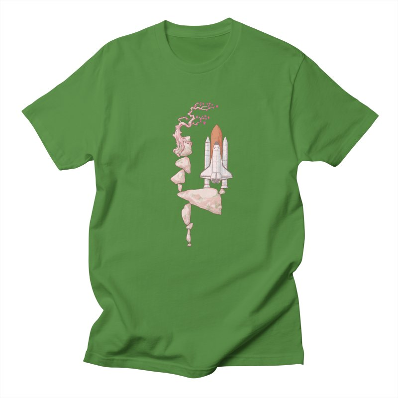 Zen gravity Women's Regular Unisex T-Shirt by makapa's Artist Shop