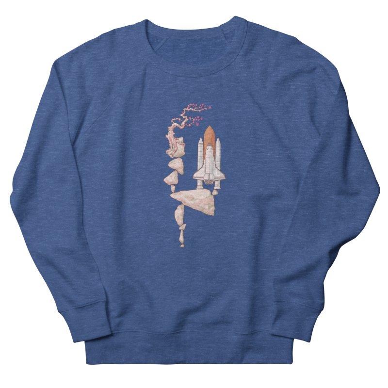 Zen gravity Men's Sweatshirt by makapa's Artist Shop
