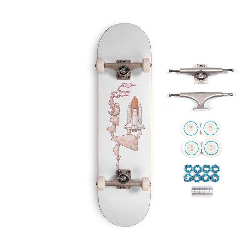 Zen gravity Accessories Complete - Basic Skateboard by makapa's Artist Shop