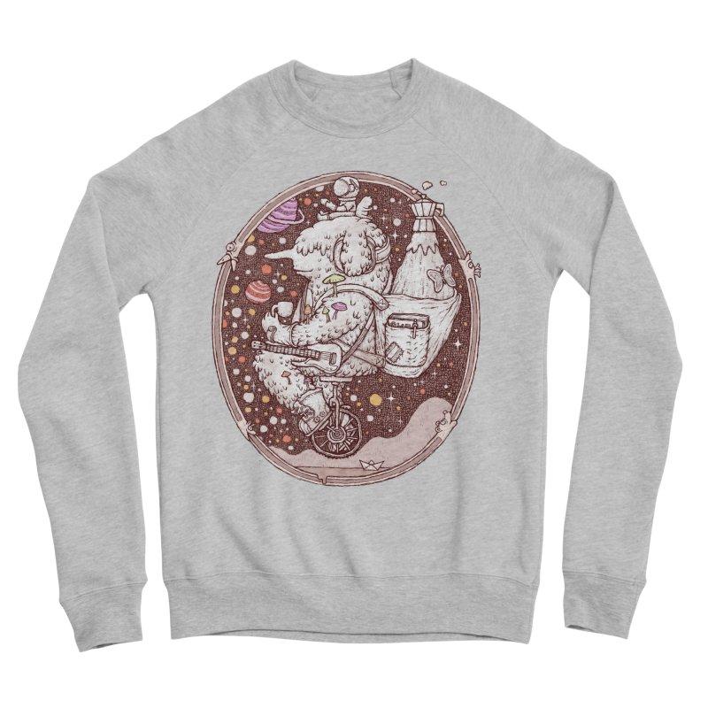 Caffriendine Men's Sponge Fleece Sweatshirt by makapa's Artist Shop