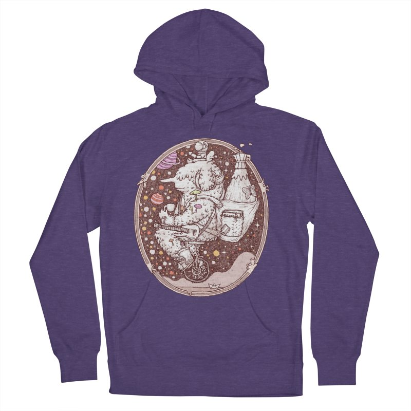 Caffriendine Men's French Terry Pullover Hoody by makapa's Artist Shop