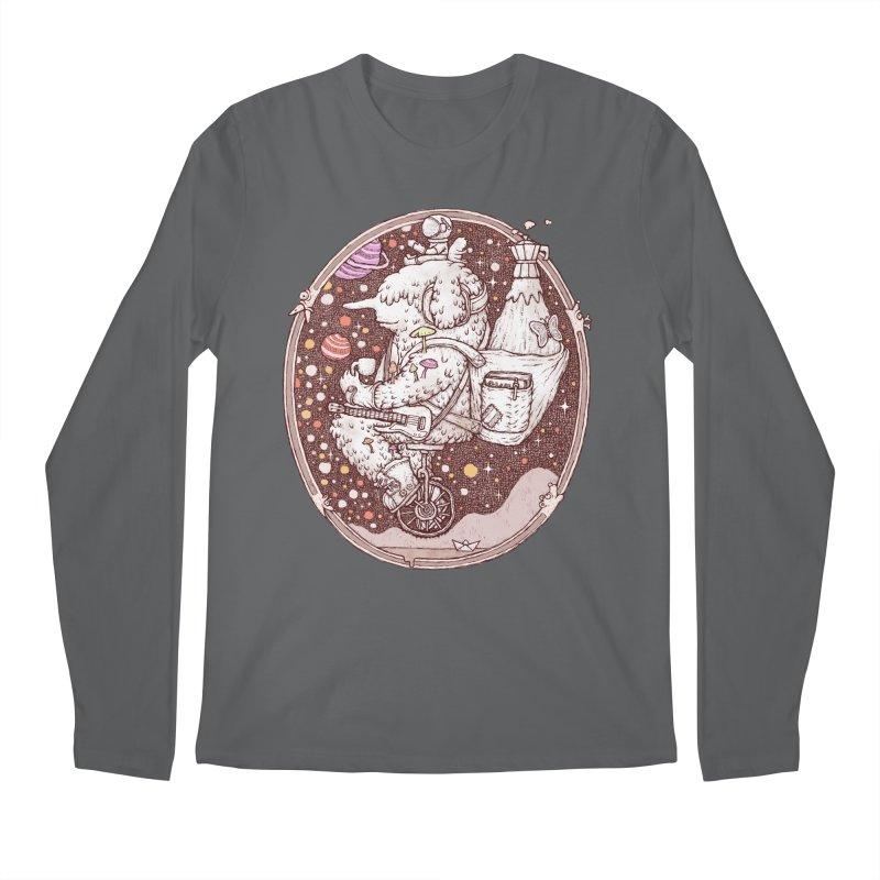 Caffriendine Men's Longsleeve T-Shirt by makapa's Artist Shop